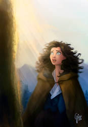 Claire Beauchamp - Outlander