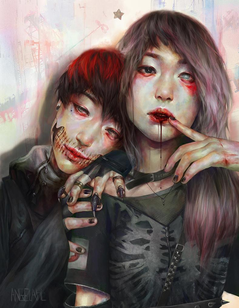 Doppelganger by zephy0