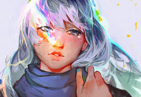 iridescent by zephy0