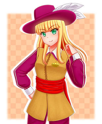 CM: Cavalier Grace by Sonheelight