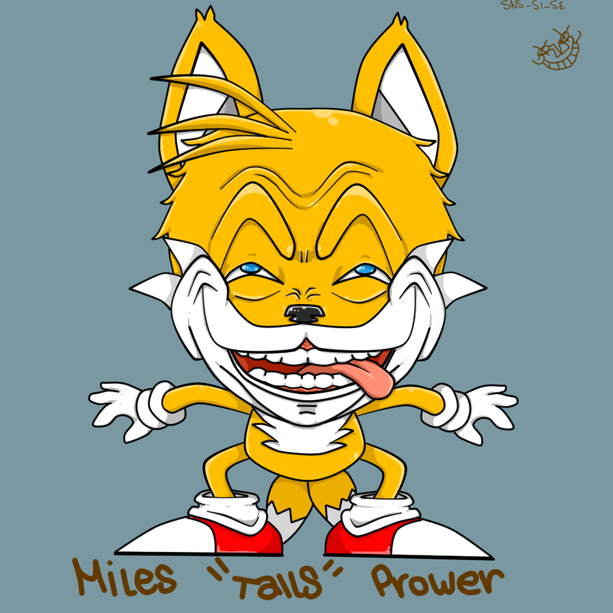 Miles Tails Prower: Miles Tails Prower By Blassnz On DeviantArt
