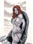 Red Sonja Commission 01