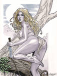 Shanna The She-Devil Commission 01