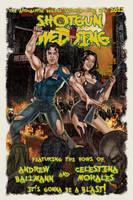 Zombie Apocalypse Wedding Poster