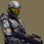 Spartan ODST Figure