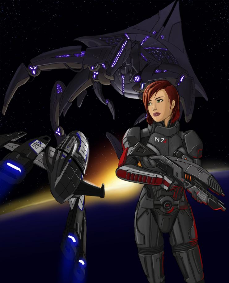 The Shepard by AzureChris