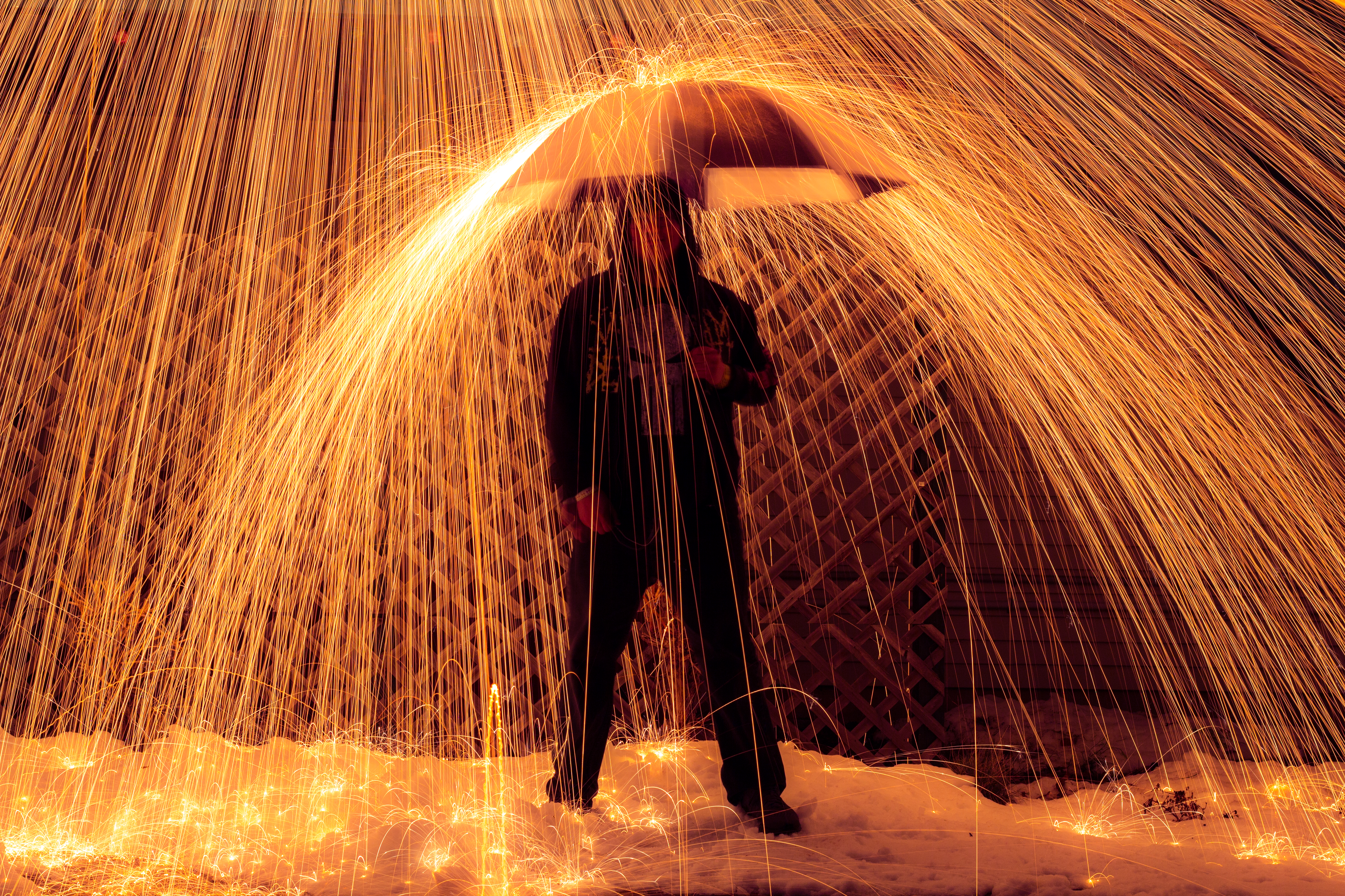 Rain Of Fire by WillLeavey