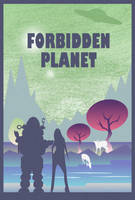Forbidden Planet by Twoface1077