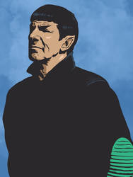 Spock by Twoface1077