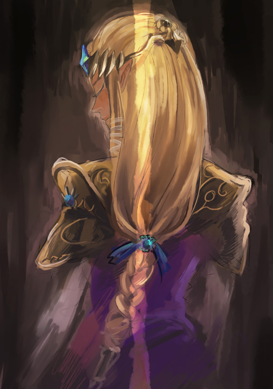 zelda by E-Lien