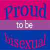 Proud To Be Bisexual by GDoe5