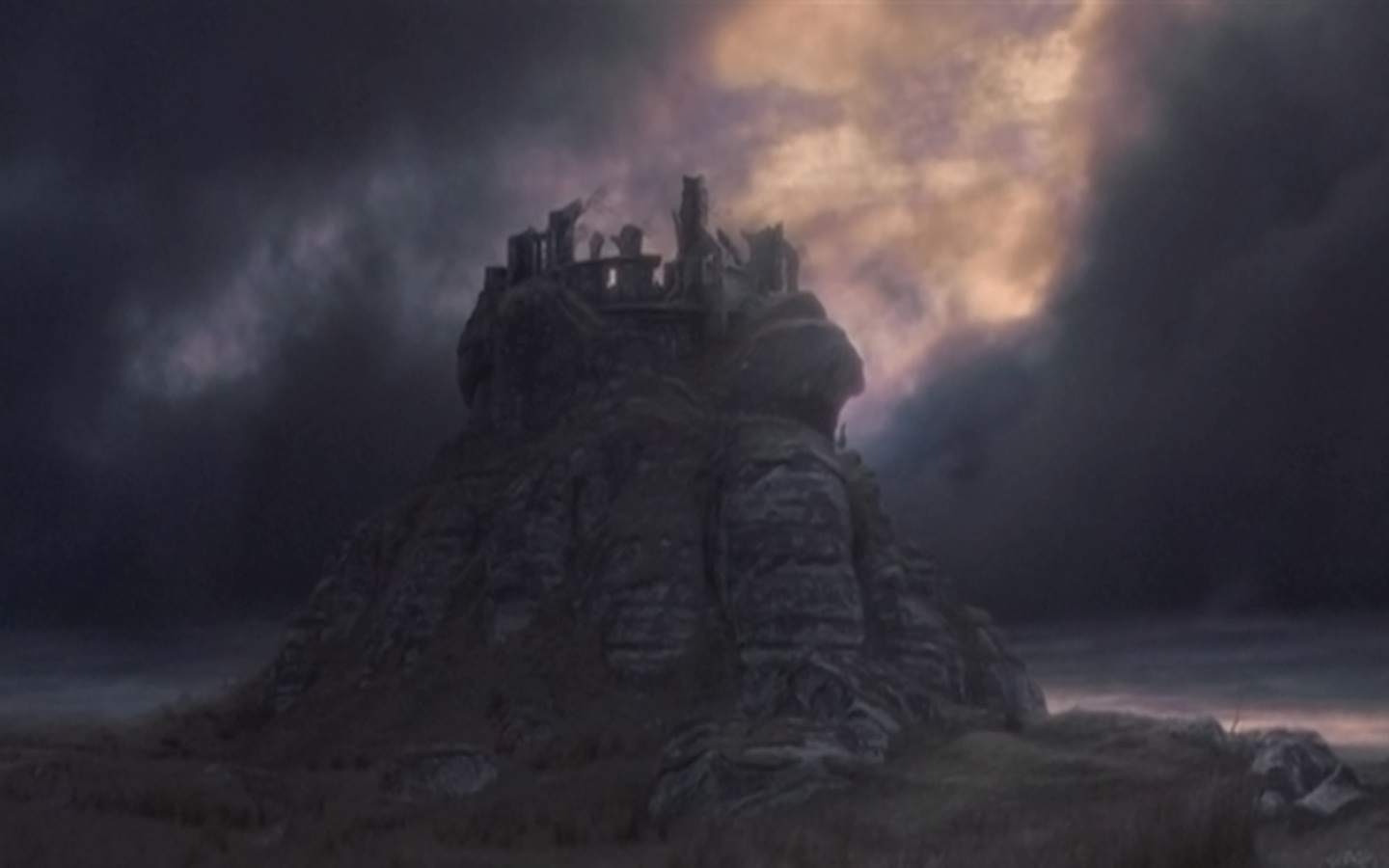 LOTR - The Tower of Amon-Sul