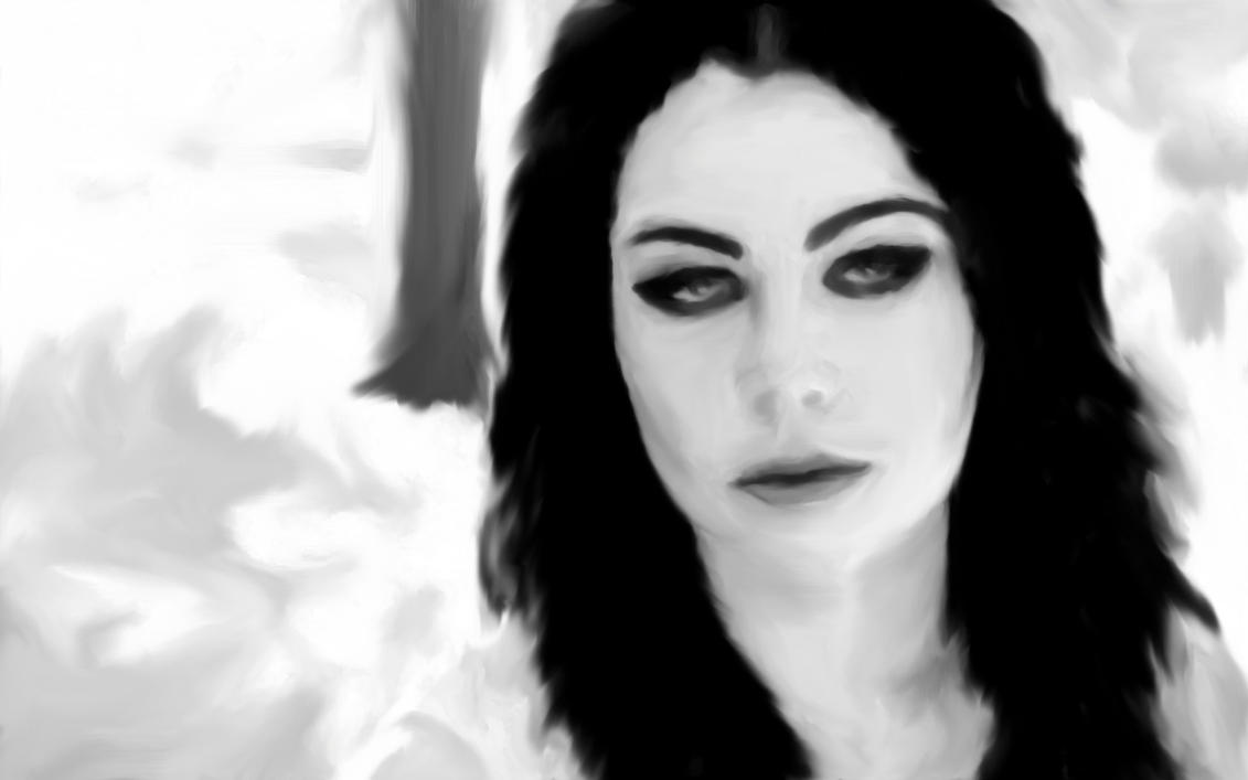 Amy Lee - Evanescence by