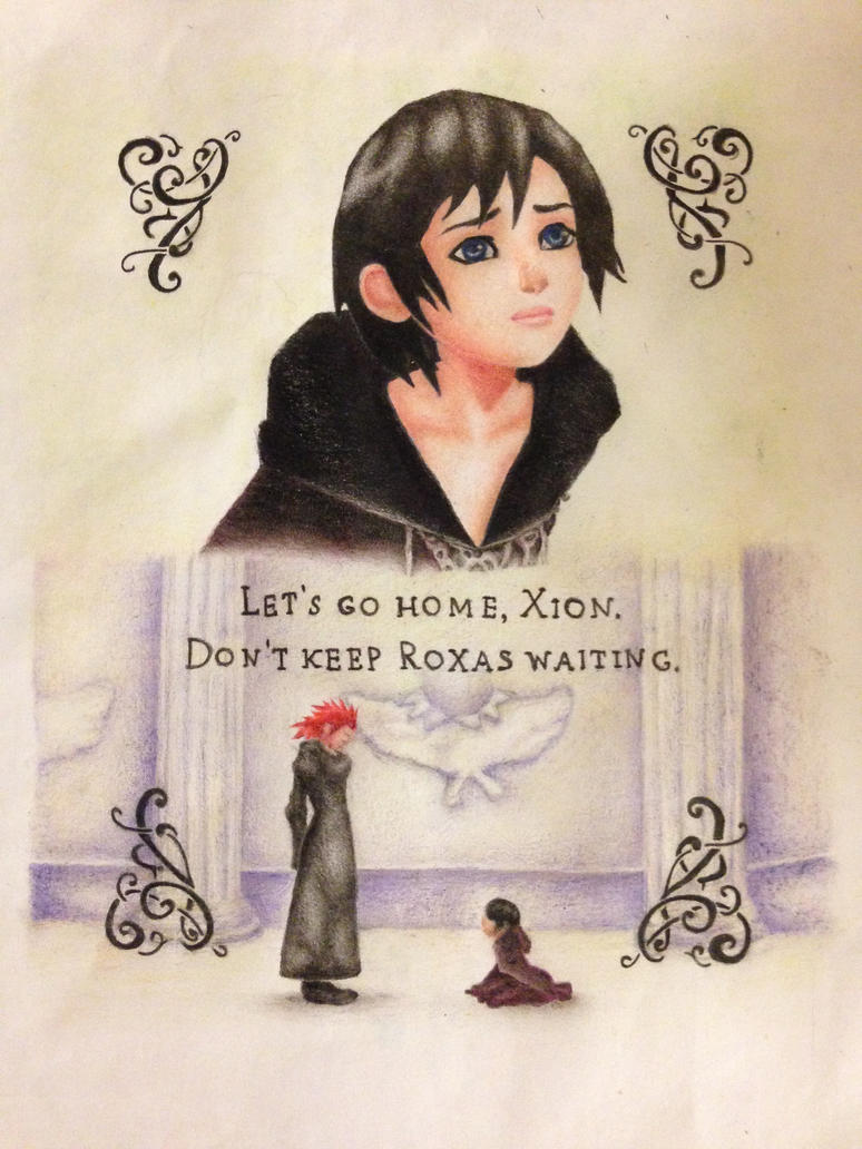 Xion, its time to go by xTwinVipersx