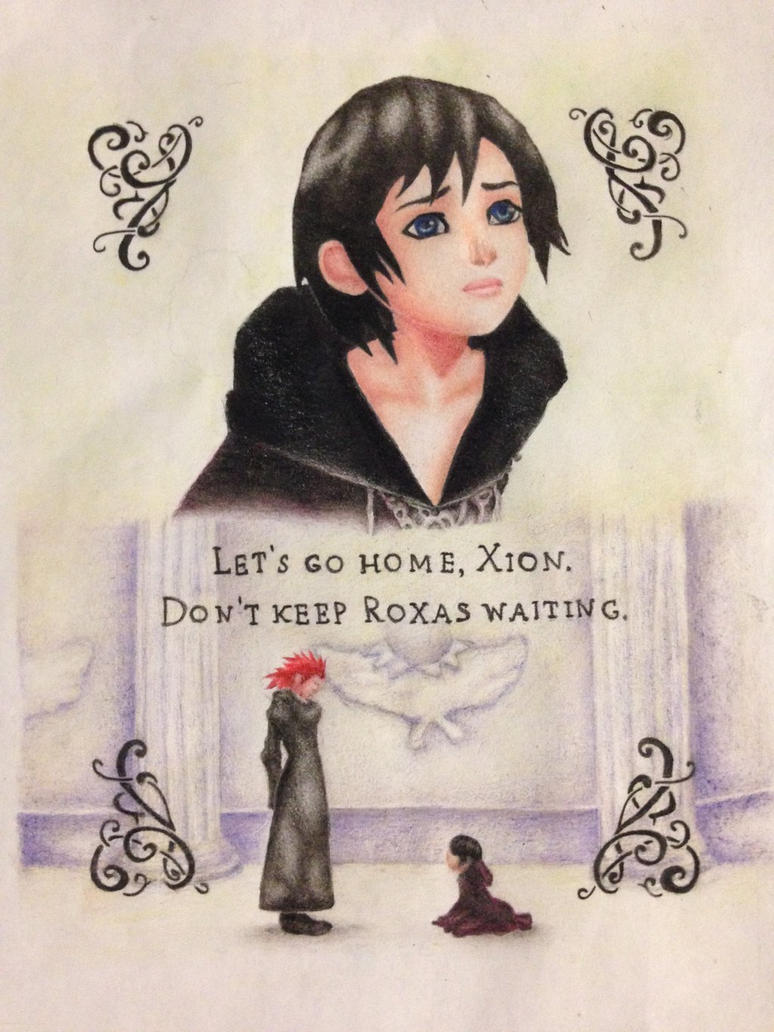 Xion, its time to go Update by xTwinVipersx