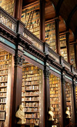 Trinity Library by elementalist