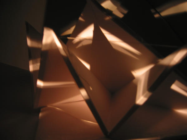 Spatial Art Light Projection By SGalloway