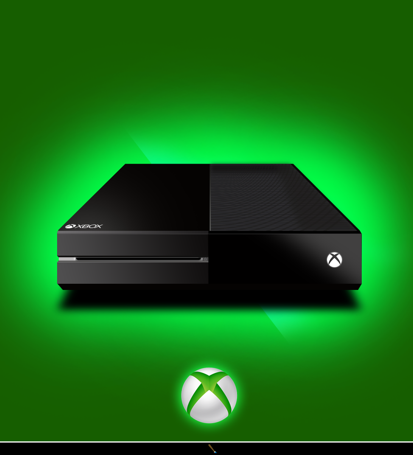 Calendar Illustration Xbox One : Xbox one illustration by ibrushart on deviantart