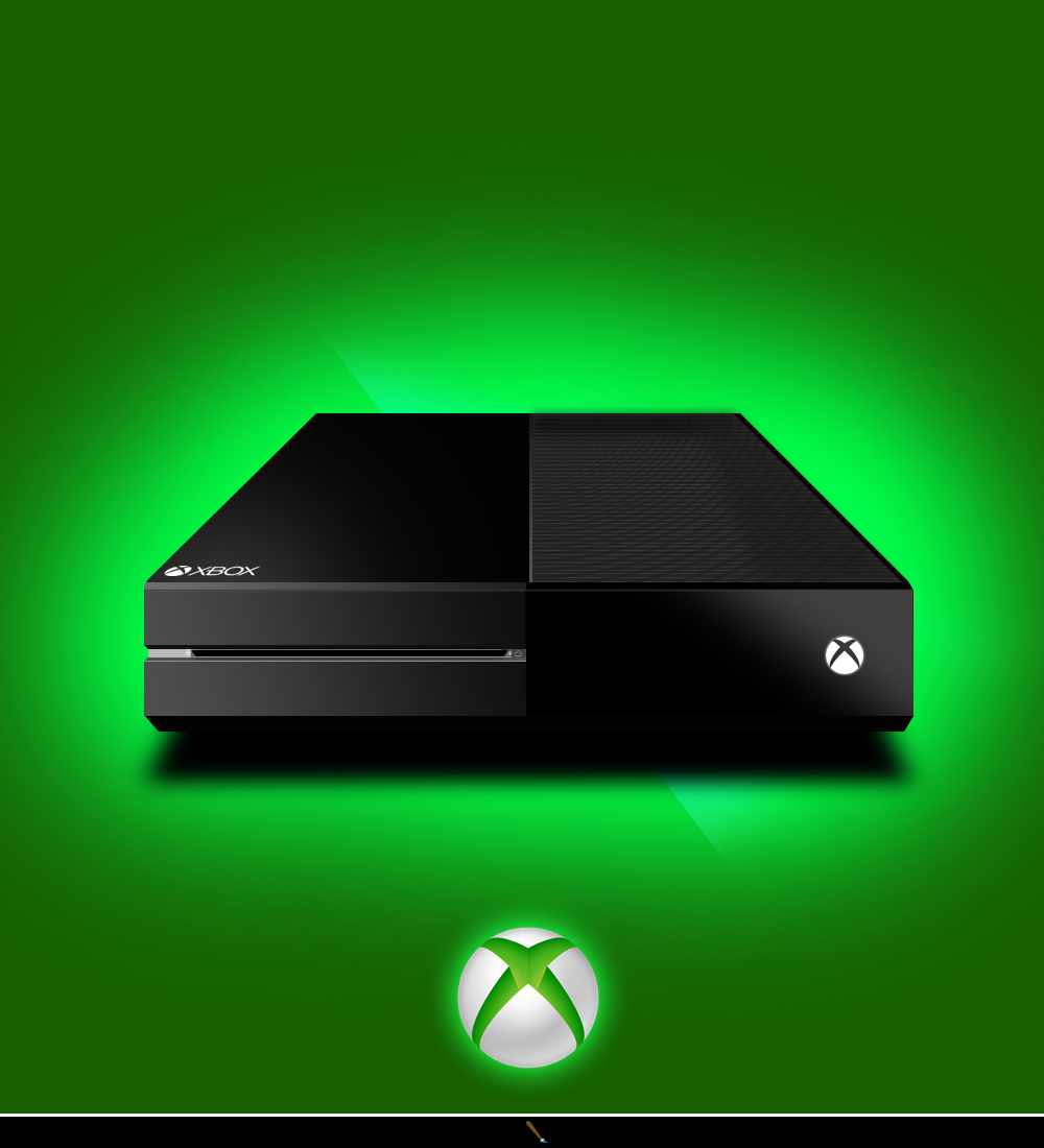 D Line Drawings Xbox One : Xbox one illustration by ibrushart on deviantart