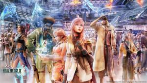 Final Fantasy XIII wallpaper 3
