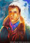 Deckard, Blade Runner