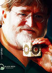 Gabe Newell - Valve time | @steam_games