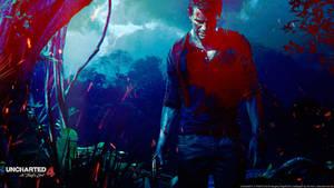 Uncharted 4: A Thief's End wallpaper by De-monVarela