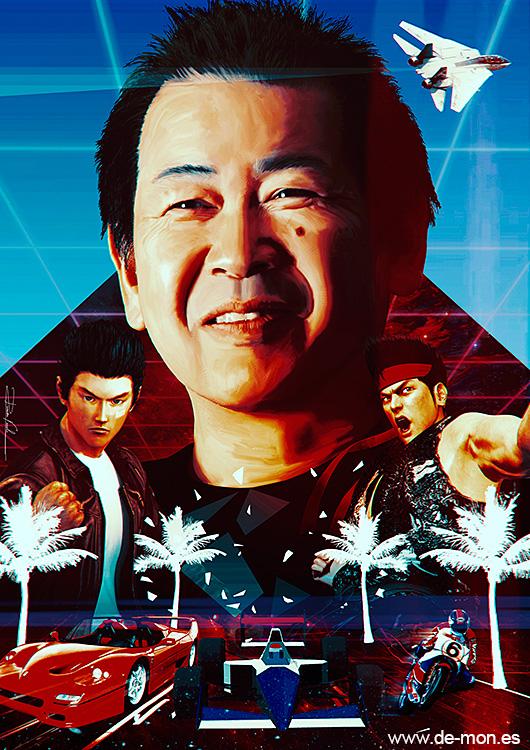 Image result for yu suzuki