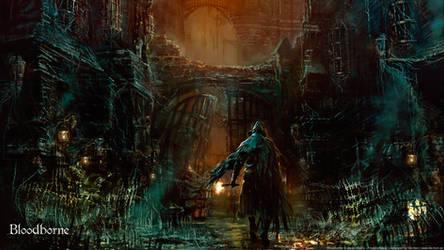 Bloodborne wallpaper by De-monVarela