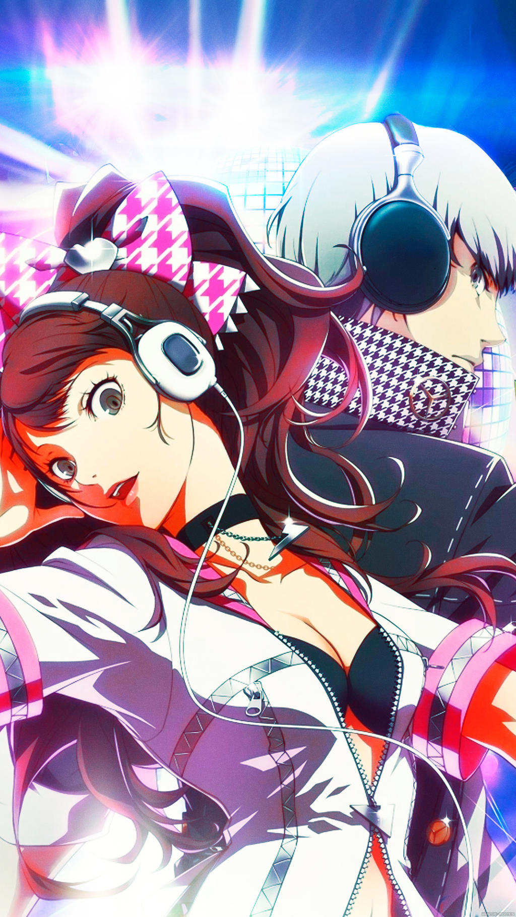 Persona 4: Dancing All Night smartphone wallpaper by De ...