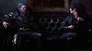 Final Fantasy XV wallpaper by De-monVarela