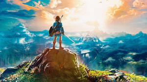The Legend of Zelda: Breath of the Wild wallpaper