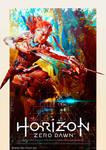 Horizon: Zero Dawn fan art #HorizonZeroDawn