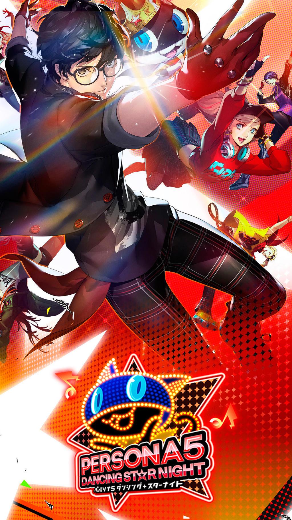 Persona 5 Dancing Star Night Wallpaper By De Monvarela On Deviantart
