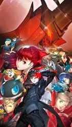 Persona 5 Royal smartphone wallpaper