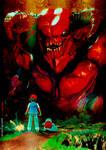 Doom x Pokemon by De-monVarela