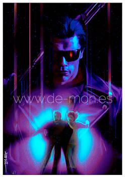 Terminator - Fan art