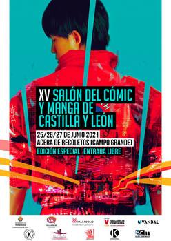 XV Salon del Comic y Manga de Castilla y Leon