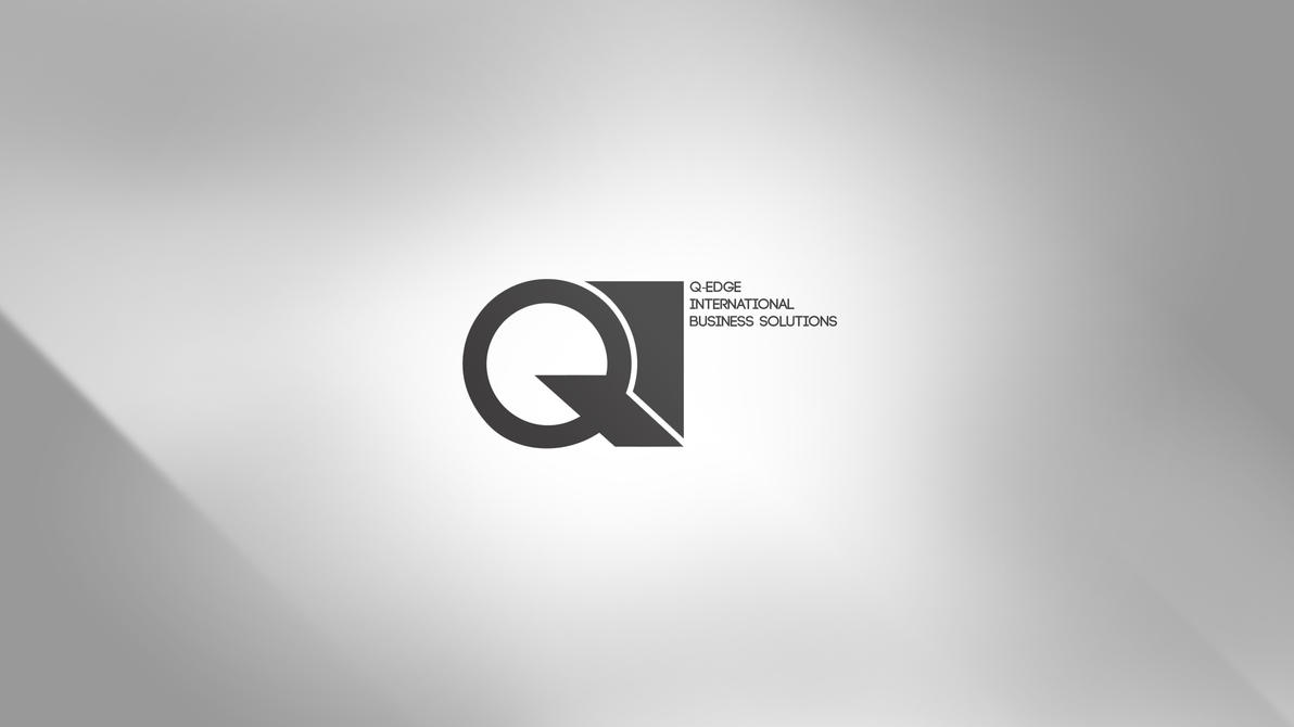 Q edge imaginary company minimal wallpaper by for Wallpaper companies