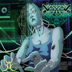 Nayan - Sudo Science EP Cover Artwork by InnerEthosArtworks