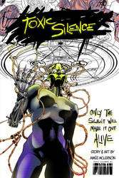 Toxic Silence Webcomic Now Online by InnerEthosArtworks