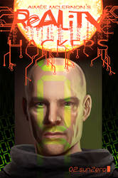 Reality Hackers issue 2 Cover Artwork