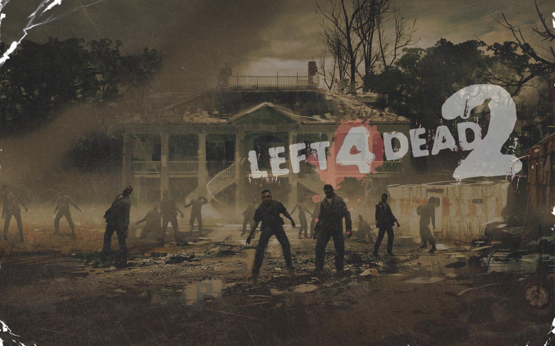 F3k ]Header & BannièreNews Left 4 Dead 2