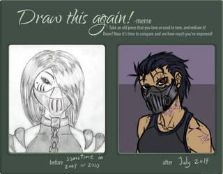 Draw this again - V.2 by SkadefroDane