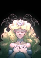 The Princess cover by SkadefroDane