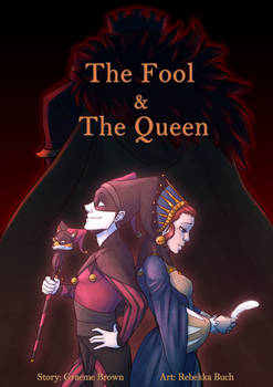 The Fool and The Queen - Cover