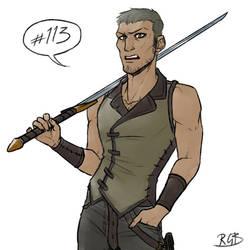 #113 Mercenary