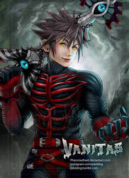 Kingdom Hearts - Vanitas by pauldng