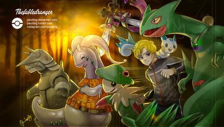 COMM: Pokemon - Team TheFabledRanger