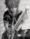 WIP Kingdom Hearts Sora